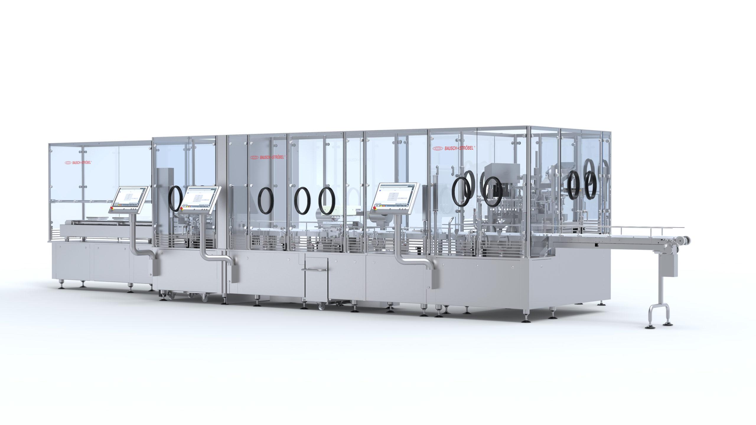 Litech - fournisseur en industrie pharmaceutique pour la marque Bausch + Ströbel