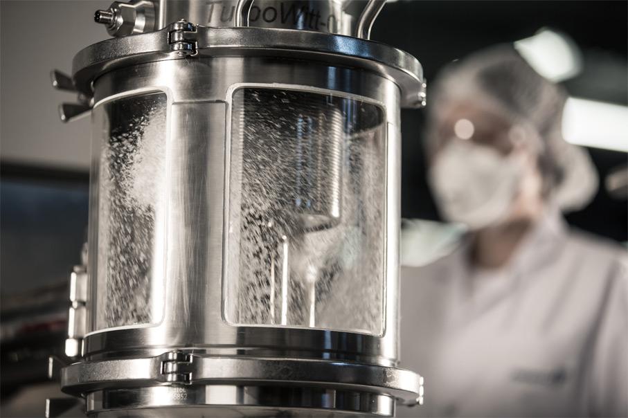 Litech-distributeur de machine en industrie pharmaceutique